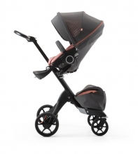 Stokke® Xplory® Athleisure Black Chassis