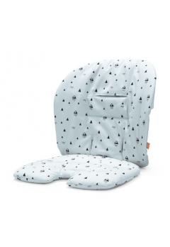 Stokke® Steps™ μαξιλάρια βρεφικού σετ image Aqua Mountains (organic cotton)